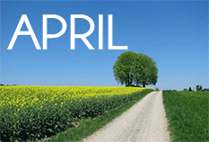 April is a Great Month